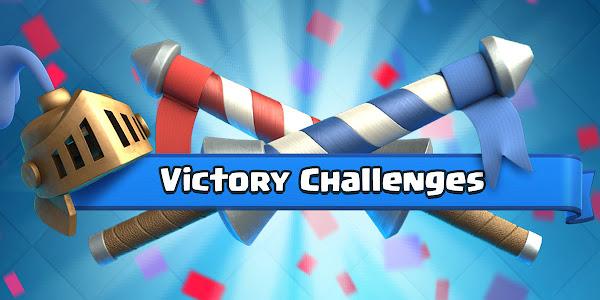 Victory Challenges (Challenge Streak)