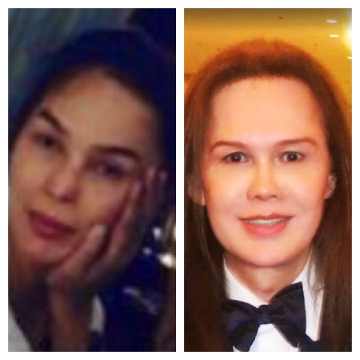 Angeline Quinto Sex Scandal fashion pulis: separated at birth: gretchen barretto and ino