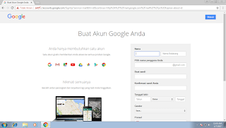 cara membuat email gmail di pc/laptop
