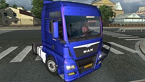 MAN Euro 6 version 2.1