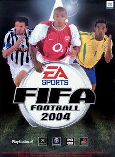 FIFA 2004 PC GAME