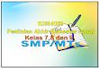 DOWNLOAD KISI-KISI PENILAIAN AKHIR SEMESTER (PAS) GANJIL KELAS 7,8 DAN 9 SMP/MTs KURIKULUM 2013