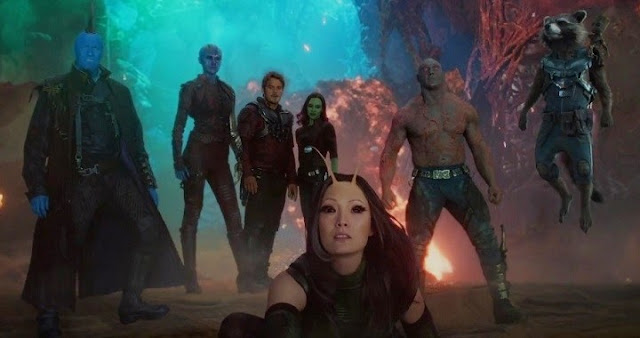 Último vídeo oficial de Guardians of the Galaxy 2