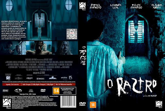 Capa DVD O Rastro [Custom]