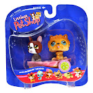Littlest Pet Shop Pet Pairs Boston Terrier (#118) Pet