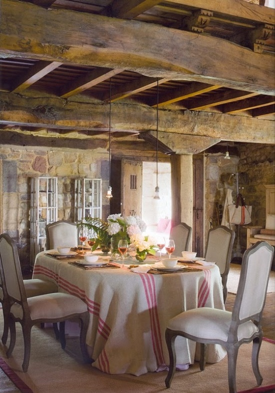 A Stunning Collection Of French Country Kitchens The