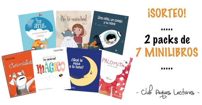 mini libros cuentos infantiles en formato pequeño snacks tragamanzanas