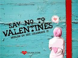 Inilah Hukum Bagi Umat Islam Tentang Hari Valentine