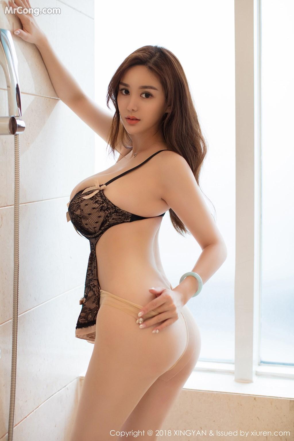Image XingYan-Vol.100-Various-Models-MrCong.com-072 in post XingYan Vol.100: Various Models (102 ảnh)