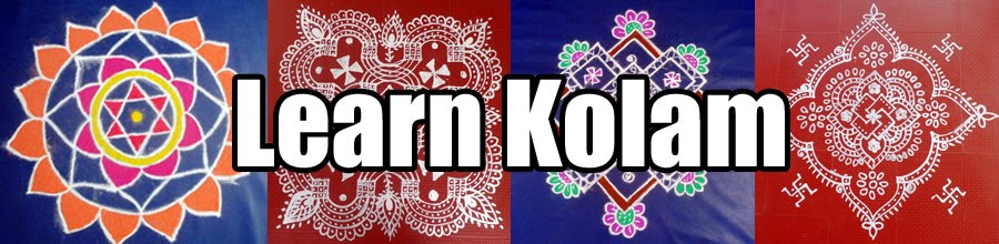 Learn Kolam