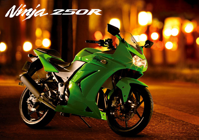 Blog Seputar Dunia Teknologi Dan Otomotif Review Kawasaki Ninja