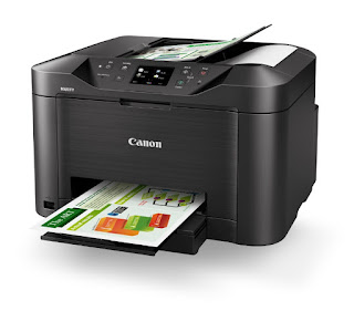 Make your business office to a greater extent than practiced alongside the  Canon MAXIFY MB5000 Driver Download And Review
