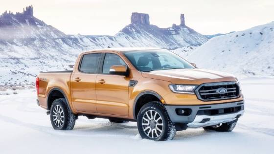 ford ranger midsize pickup  update ford car review