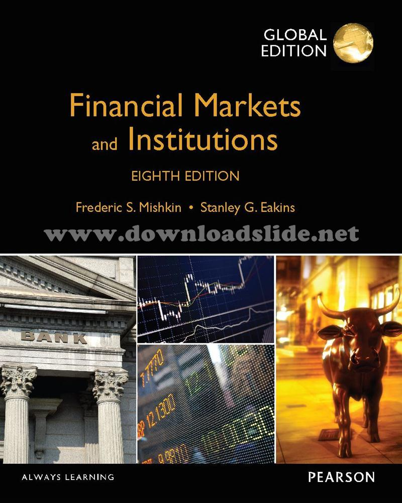 financial market and instituations solution Financial markets and institutions 5th edition by anthony //manual-solutionscom/wp-content solution manual for financial markets and institutions.