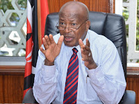 KIHARA - Shock as AG KIHARA KARIUKI schools RUTO and his allies on the DCI KINOTI's role in the fight against corruption and leaves a rotten egg on the faces
