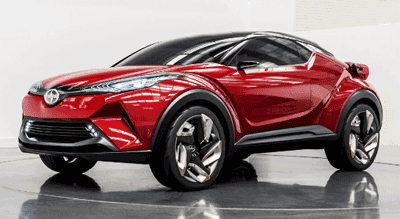 Promo Toyota CHR 2018