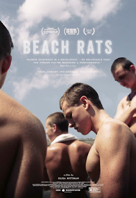 Cartel de Beach Rats