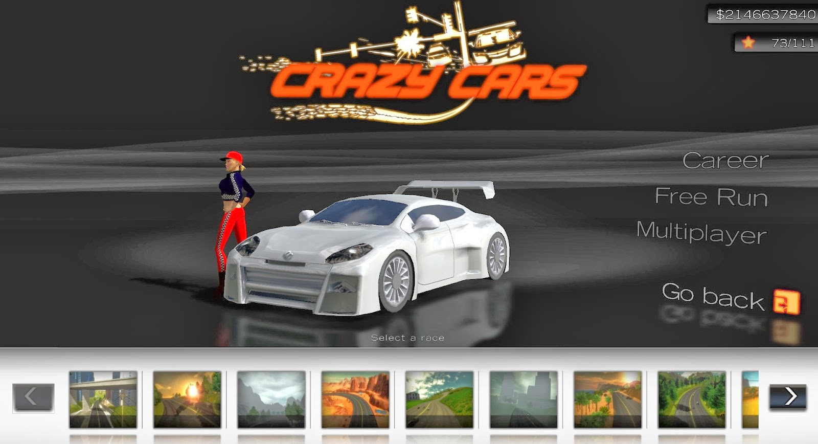 Game Pc Crazy Cars Hit The Road Free Download Download