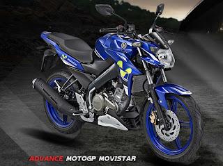 Motor Yamaha New Vixion Advance