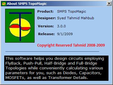 Tahmid S Blog Smps Topomagic