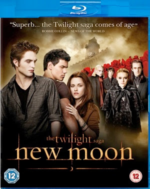 Film Bioskop Terbaru The Twilight Saga New Moon 2009 Hindi Dual Audio BRRip 480p 400MB