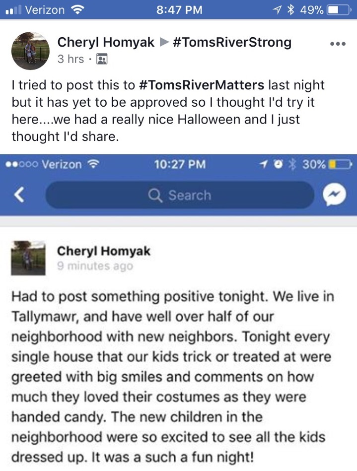 Hefkervelt some positive media posts by the jackson and tr community jackson and tr residents went trick or treating by their new neighbors and surprisingly they were surprised ccuart Choice Image