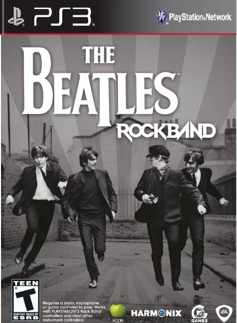 The Beatles Rock Band - Download game PS3 PS4 RPCS3 PC free