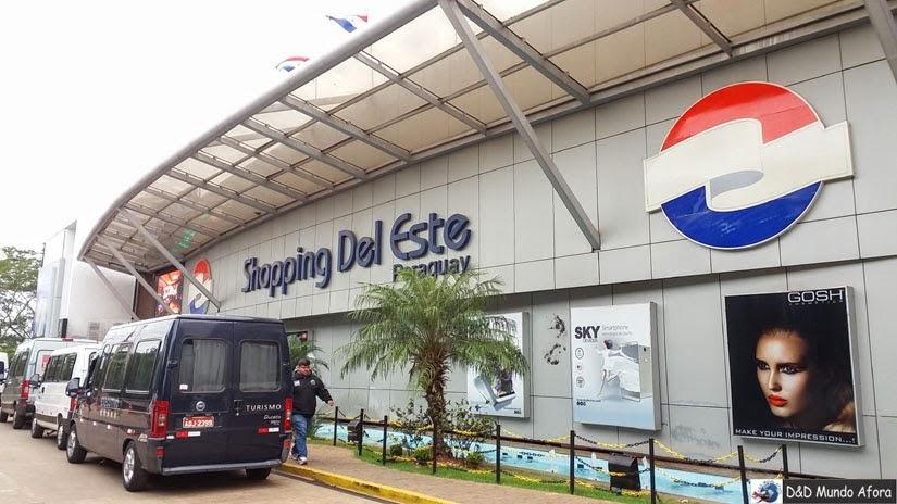 Compras no Paraguai - Ciudad del Este