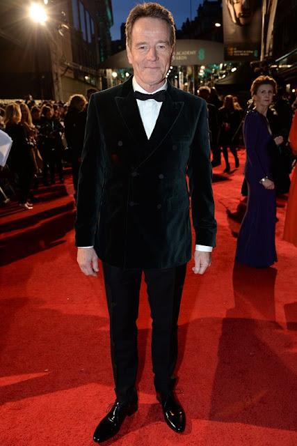 BAFTA 2016, Bryan Cranston