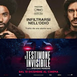 BLACKKKLANSMAN || IL TESTIMONE INVISIBILE