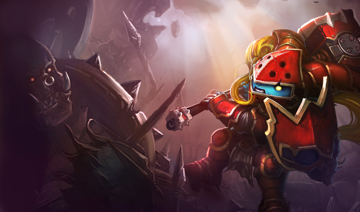 Surrender At 20 New Skins In The Ziggs Patch