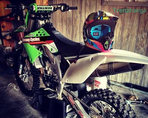 Motor Trail Motocross