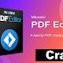 télécharger Movavi PDF Editor 1.7.1 Crack