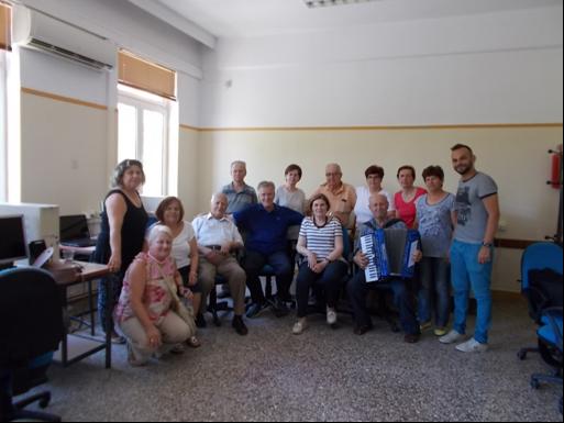 Συνεχίζονται προγράμματα εκμάθησης Η/Υ για ηλικιωμένους του Δήμου Λαρισαίων