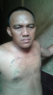 Simpan Sabu Dalam Jok, Erwin ditangkap Saat Isi Bensin