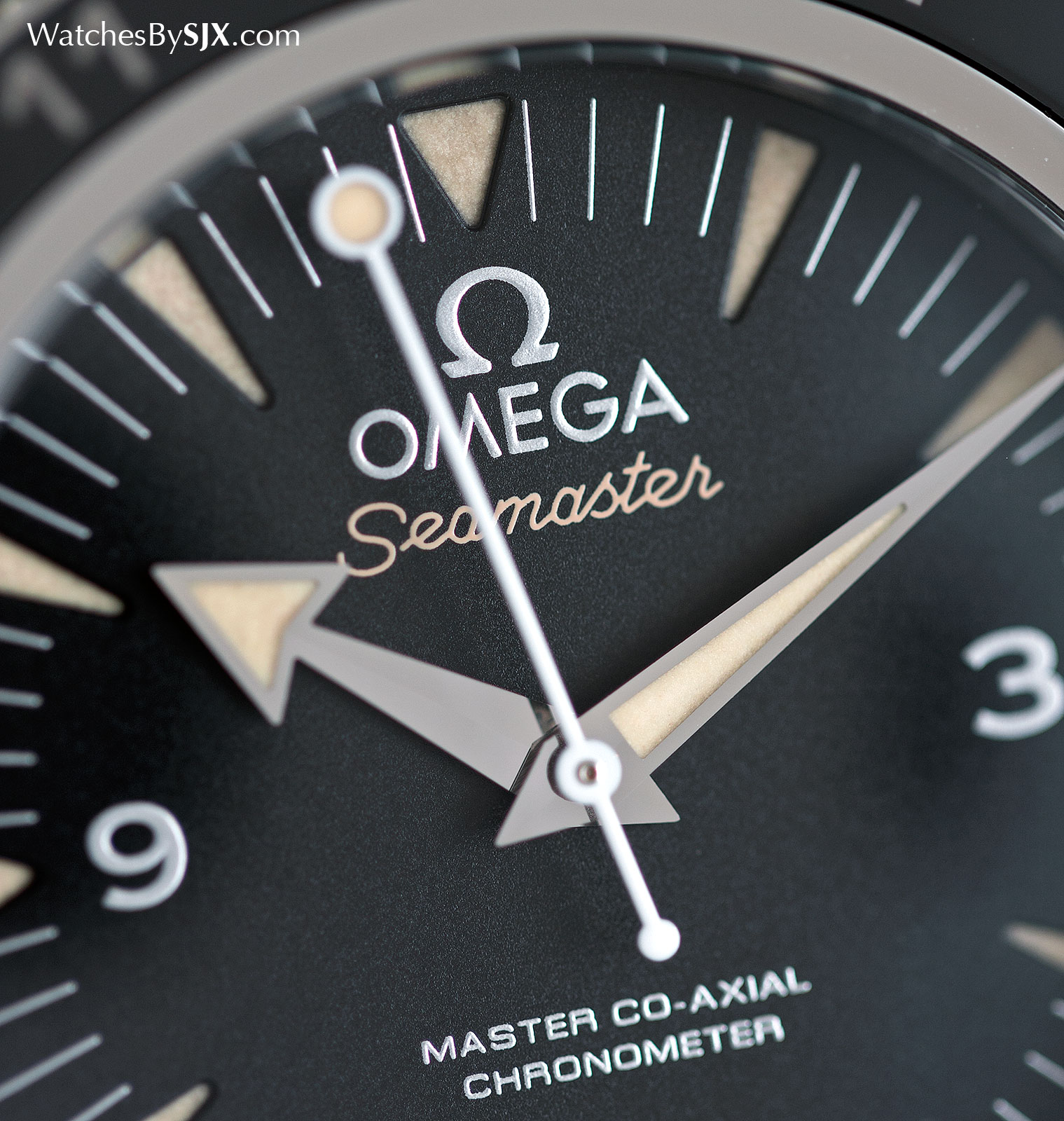 386d009d0e9 At a critical juncture in Spectre the Omega Seamaster 300 on James Bond s  wrist does it thing