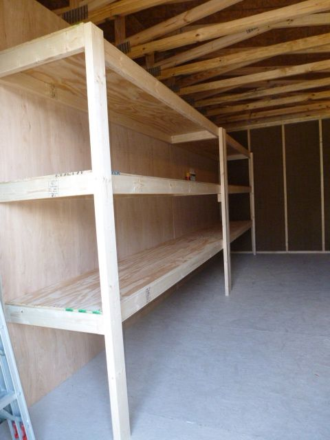 Mike And Lisa S World Chapter 130 How To Build Mega Shelves
