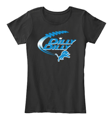 Dilly Dilly Detroit Lions T Shirt and Hoodie, Sweatshirt