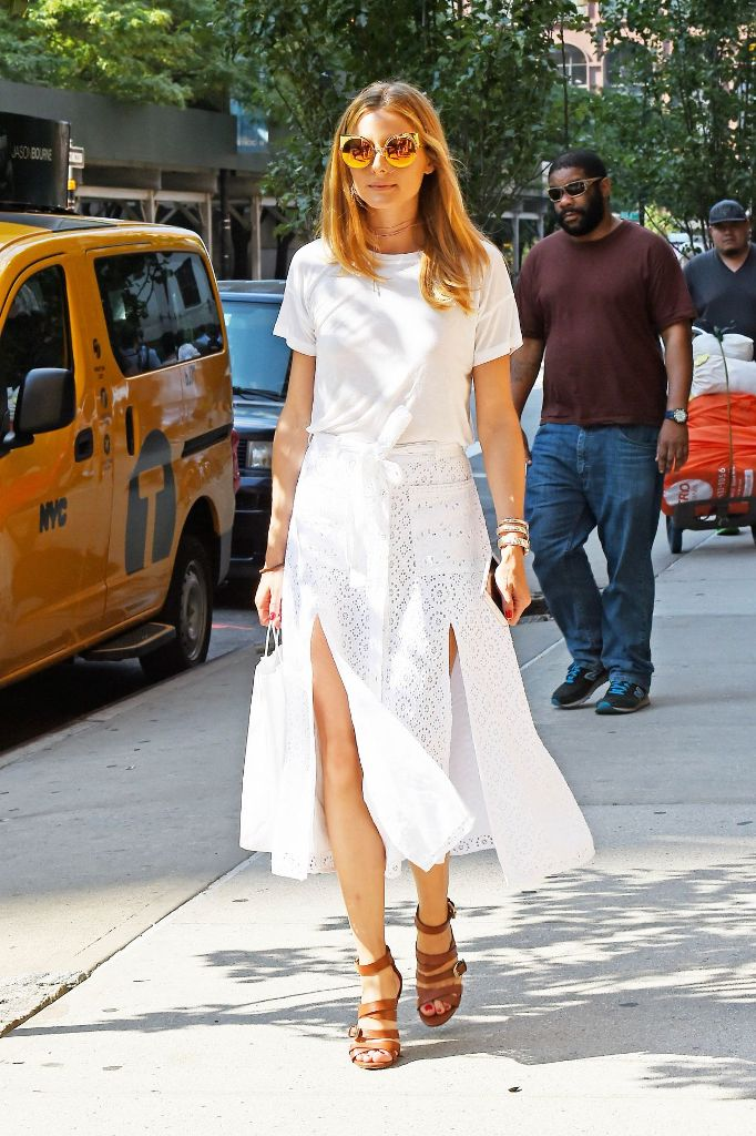 Olivia Palermo Summer Style – New York City