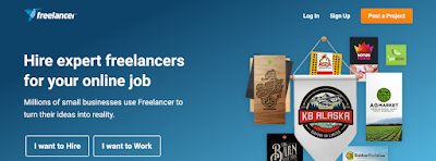 Freelancer.com to make dollars online