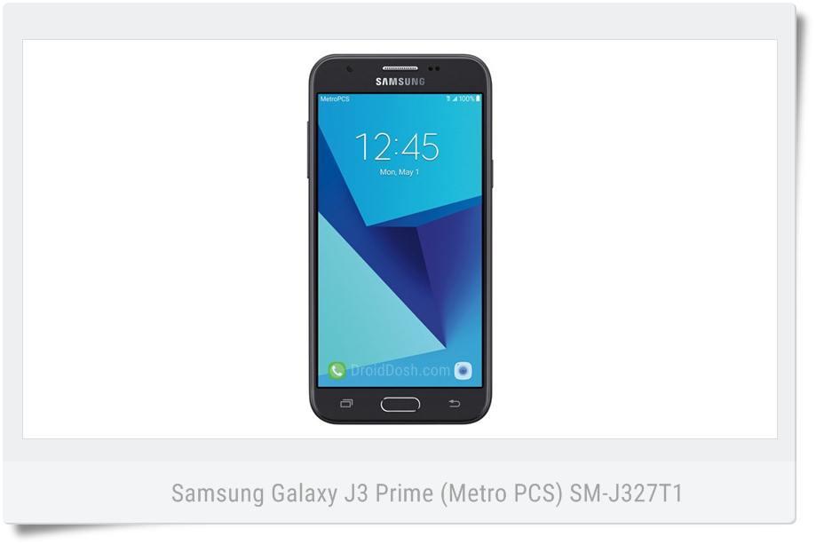 Samsung Galaxy J3 Prime (MetroPCS) SM-J327T1