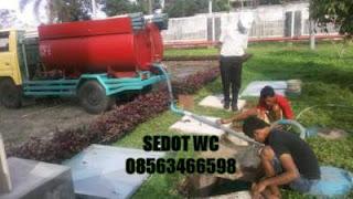 Sedot WC Tembok Dukuh Bubutan Surabaya Pusat