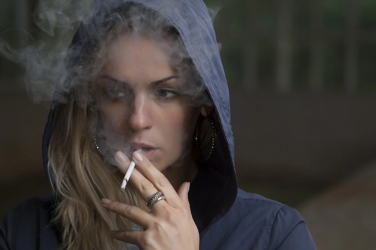 Smoking or Spitting in Public Places