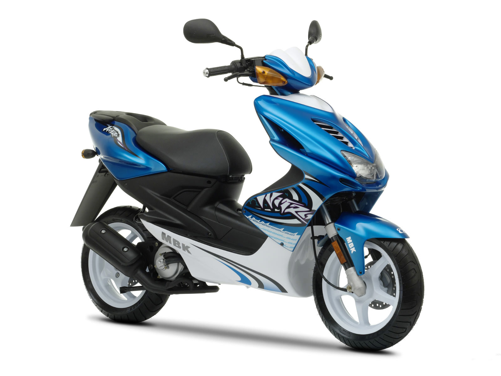 2009 Mbk Nitro Scooter Picture Specifications Insurance