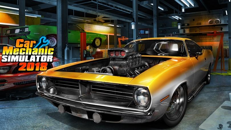 Car Mechanic Simulator 2018 (Araba Tamir Simulatörü)