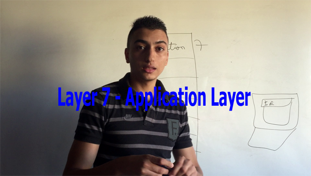 Layer 7 - Application Layer