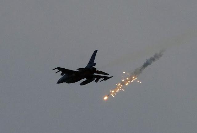 Dalam sebulan, 472 warga sipil Suriah gugur dalam serangan udara pengecut oleh koalisi AS
