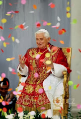 Pray for Pope Emeritus Benedict XVI