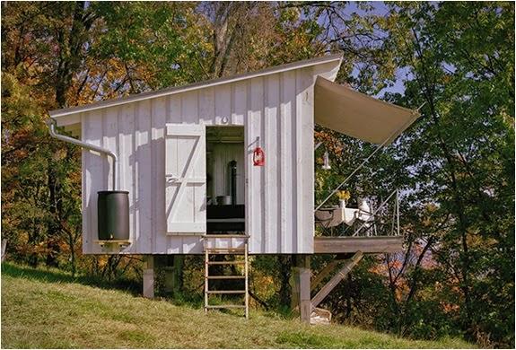 Ide Model Rumah Kabin Kecil dan Sederhana Ide Model Rumah Kabin Kecil dan Sederhana