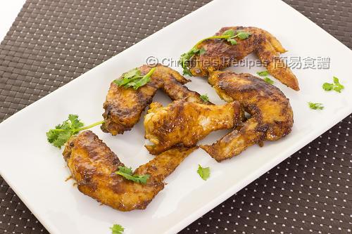 Spicy Lemongrass Chicken Wings02